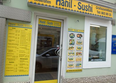 Hanil Sushi Vorne 2